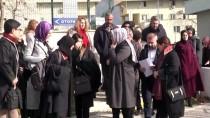 HAMİLE KADIN - Suriyeli Anne Ve Bebeğinin Öldürülmesi