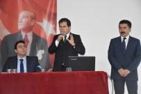 TKDK Toplantısı Reşadiye'de Yapıldı