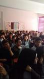 SAĞLIĞI MERKEZİ - Tosya'da Mahkumlara Verem Hastalığını Anlattı