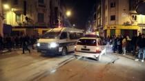 HAFTA SONU - Tunus'ta Futbol Taraftarlarına Polis Müdahalesi