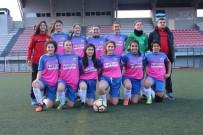 Turgutlu'nun Kızları 2. Lige Göz Kırpıyor