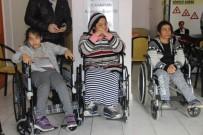 TEKERLEKLİ SANDALYE - TÜYİK-DER'den Engellilere Destek