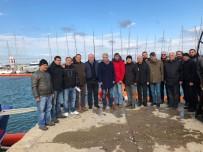 EGE ÜNIVERSITESI - Urla'da Deniz Büyük Ölçüde Temizlendi