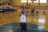 TEKERLEKLİ SANDALYE - Üzerine Ağaç Devrilen AKUT Gönüllüsü Felç Kaldı, Hayata Basketbolla Tutundu