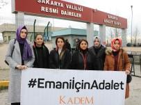 ESRA HATIPOĞLU - Vahşice Öldürülen Suriyeli Emani Davasında 2. Celse