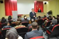 Vali Yazıcı İvrindi'de Öğrencilerle Kitap Okudu
