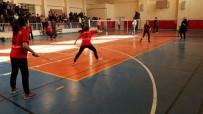 EVLİYA ÇELEBİ - Van'da 'Gençler Badminton İl Birinciliği' Müsabakaları