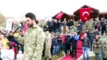 YUSUF GÜNEY - Van'da Mehmetçik'e Moral Konseri