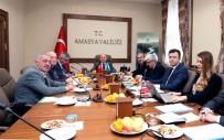 KİMYASAL GÜBRE - YHKB Encümen Ve Meclis Toplantısı Yapıldı