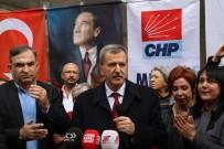 DEVİR TESLİM - Adil Aktay Açıklaması 'CHP Mersin İl Başkanlığı Halkın Evi Olacak'