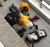 Adliye Binasından Atlayan Şahıs Hayatını Kaybetti