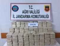 JANDARMA - Ağrı'da 212 Kilogram Eroin Ele Geçirildi