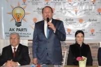 HARUN KARACAN - AK Parti, Aydın'da Sivil Toplum Kuruluşu Temsilcileriyle Buluştu