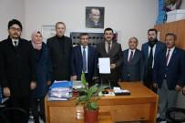 MECLIS BAŞKANı - AK Parti Niğde İl Başkanı Peşin, Mazbatasını Aldı