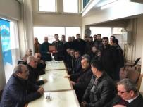 BILARDO - AK Parti Odunpazarı İlçe Başkanı Doğandan Dernek Ziyareti