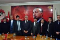 BELEDİYE BAŞKANI - AK Parti Pasinler İlçe Başkanlığı Yeni Hizmet Binası Açıldı