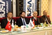Aksaray Belediyesi 4 Yılda 1 Milyar Liralık Yatırım Yaptı