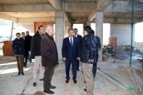 MEVLÜT YIĞIT - Akşehir SGK Hizmet Binasına Kavuşuyor