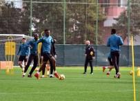 CENGIZ AYDOĞAN - Alanspor'da Kasımpaşa Maçı Hazırlıkları Sürüyor