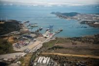 ORGANİZE SANAYİ BÖLGESİ - Aliağa Limanları Ege'nin İhracat Kapısı
