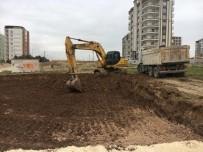 ALTINŞEHİR - Altınşehir Mahallesinin Kuzey Kısmına Taziye Evi Yapılıyor