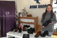 ACıBADEM - Ankaralı Kadın Girişimci, Kişiye Özel Tasarladığı Ayakkabılarla Dünyaya Açılıyor