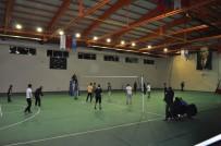 Arpaçay'da Kaymakamlık Voleybol Turnuvası