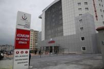 MIMARSINAN - Atakum'da Hasta Kabulü Başladı