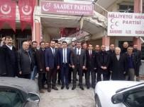 ÜLKÜ OCAKLARı - Avşar'dan Darende'ye Ziyaret