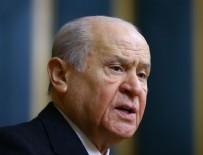 İÇ SAVAŞ - MHP Lideri Bahçeli'den ABD'nin skandal kararına sert tepki: İhanet, rezalet