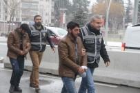 HIRSIZLIK BÜRO AMİRLİĞİ - Bal Hırsızları Adliyeye Sevk Edildi