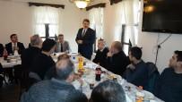 Bartın Belediye Başkanı Akın Personelini Ağırladı