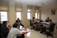 Bartın Belediyesi'nde İstişare Toplantısı Yapıldı