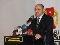 TÜRKİYE CUMHURİYETİ - Başbakan Yardımcısı Fikri Işık Basın Onur Gününe Katıldı