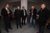 Başkan Akın, Yeni Proje Alanı İncelendi