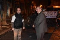 Başkan Albayrak Süleymanpaşa'daki Çalışmaları Yerinde İnceledi