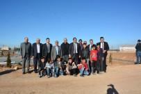 Başkan Atilla, Muratlı Parkı Çalışmalarını İnceledi