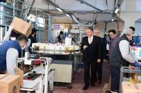 KIMYA - Başkan Çakır'dan Esenlik Kimya Fabrikasına Ziyaret