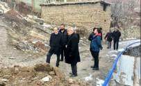 Başkan Epcim, Su Depolarını İnceledi