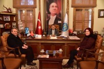 İMAM HATİP LİSESİ - Başkan Yağcı'ya Ziyaretler