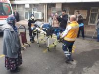 TRAFİK POLİSİ - Başkent Adliyesi Önünde 'Döner Bıçaklı' Saldırı Açıklaması 1 Yaralı