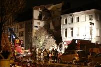 BELÇIKA - Belçika'da Patlama Açıklaması 2 Ölü, 14 Yaralı
