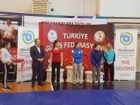 GÜREŞ TAKIMI - Beyoğlu Belediyesi Güreş Takımı, İstanbul Şampiyonu Oldu