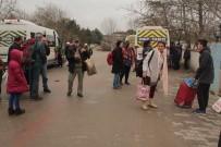 Burhaniyeli Amatör Fotoğrafçılar Balya Ve Manyas İlçelerini Ziyaret Etti