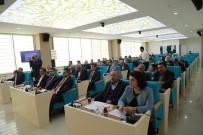 BELEDİYE MECLİSİ - Büyükşehir Belediye Meclisi 2018'İn İlk Oturumu Gerçekleştirdi