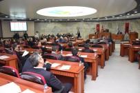 BÜYÜKŞEHİR BELEDİYESİ - Büyükşehir Belediye Meclisi Ocak Ayı 2. Birleşimi Yapıldı
