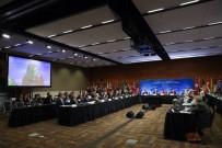 DIŞİŞLERİ BAKANLARI - Çavuşoğlu, 'Kore Yarımadasının Güvenlik Ve İstikrarı Dışişleri Bakanları Toplantısı'na Katıldı