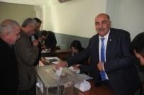 Cizre Eso Başkanı Hafzullah Memduhoğlu Güven Tazeledi