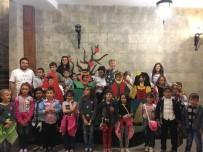 GALATASARAY - Çocuklar Hayal Ediyor Elif Ablaları Gerçekleştiriyor