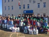 KARAAHMETLI - 'Çocuklar Üşümesi Giresunsporlu Yetişsin' Projesi Devam Ediyor
